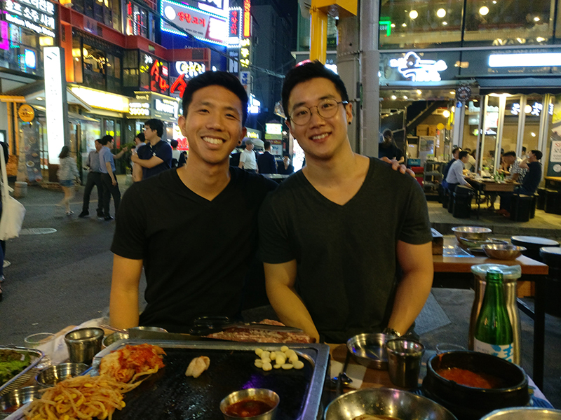 KBBQ Feast in Gangnam